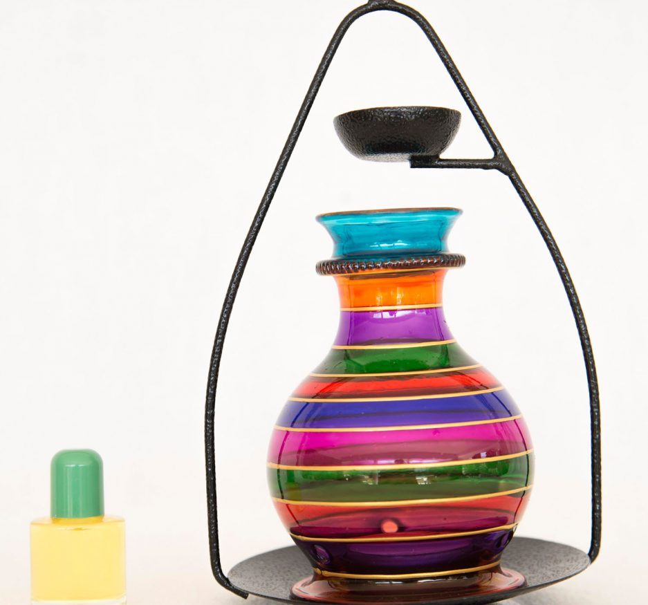 Rainbow Colors oil diffuser-1633