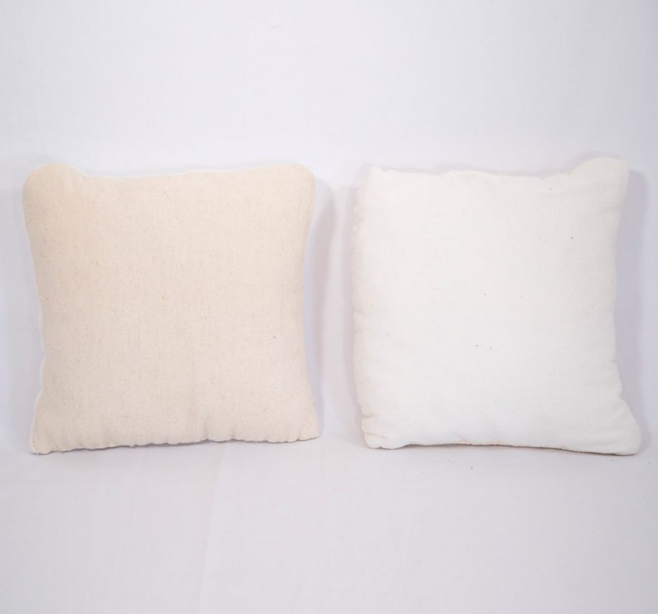 SMALL Wool BEIGE PILLOW -1796