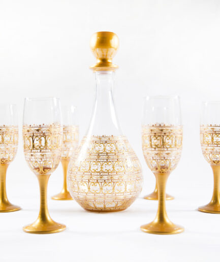 GOLDEN COLOR Champagne SET-0