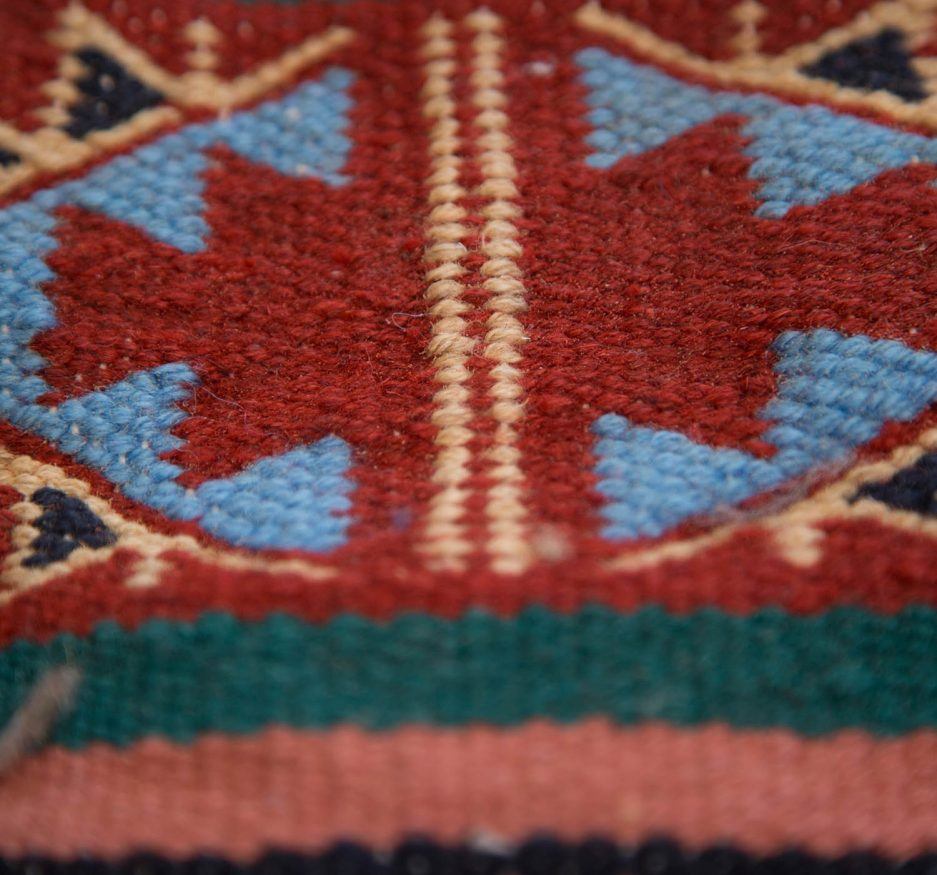 HANDMADE BERBER DECORATIVE PILLOW-1832