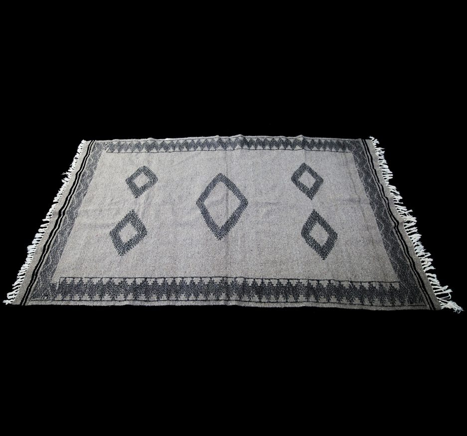 Silver Reflection Rug-0