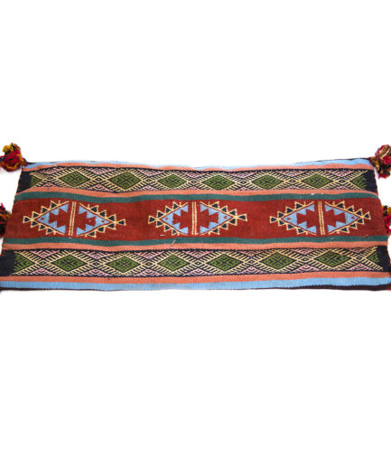 HANDMADE BERBER DECORATIVE PILLOW-0