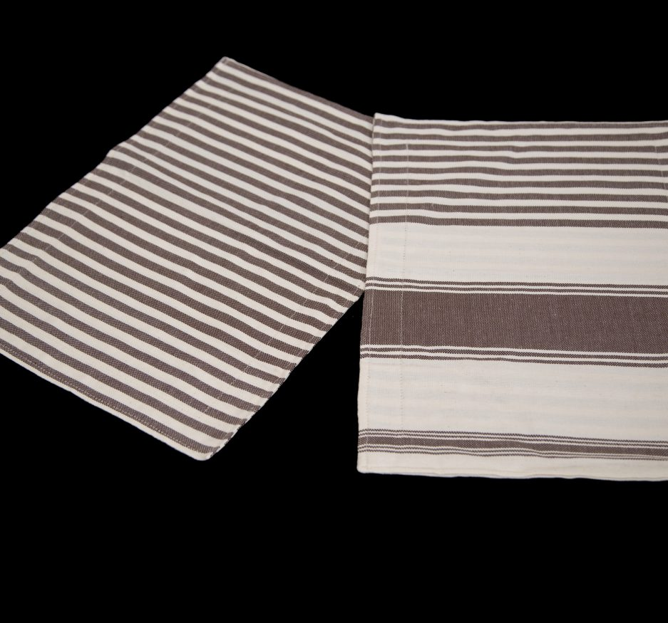 Maroon Placemats: set of two-0