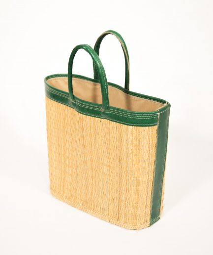 HANDWOVEN MARITIME RUSH Bag-0