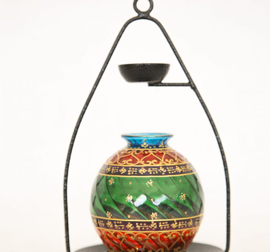 Foret green oil diffuser -0